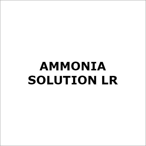 AMMONIA SOLUTION LR