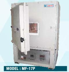 High Temperature Muffle Furnace  - 1700 C