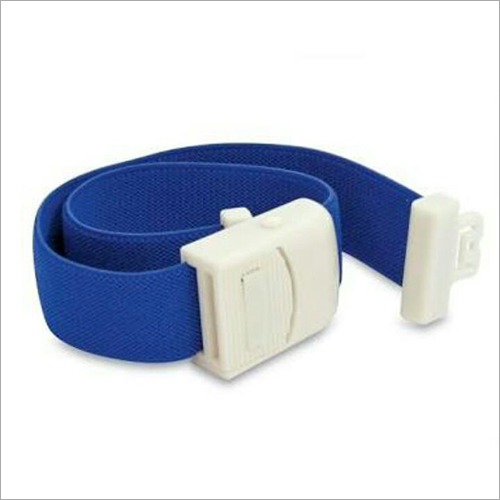Medical Blue Tourniquet Belt