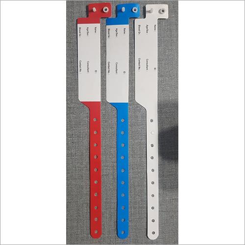 Hospital Identification Wristband