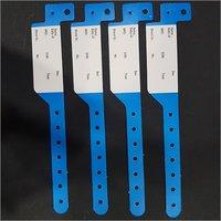 Patient Identification Wristband