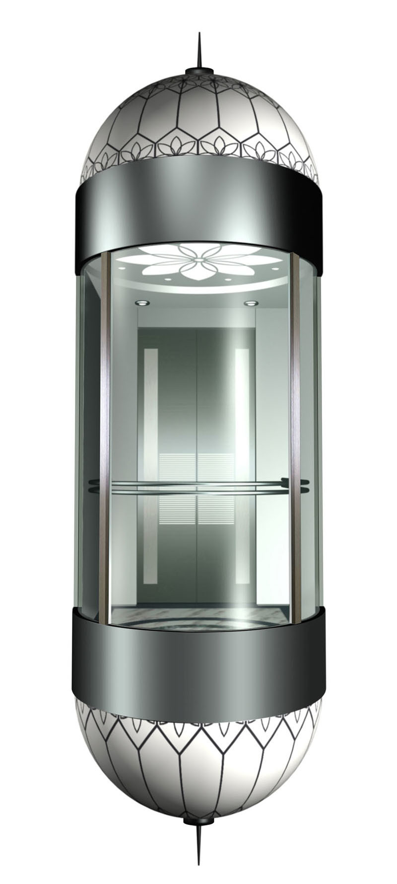 Industrial Home Lifts