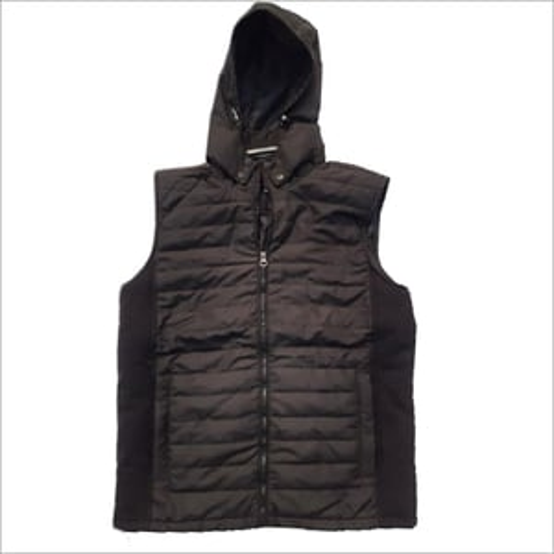 Mens Sleeveless Winter Jacket