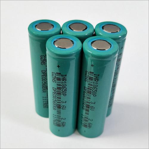 2600mAh 5C 18650 Battery