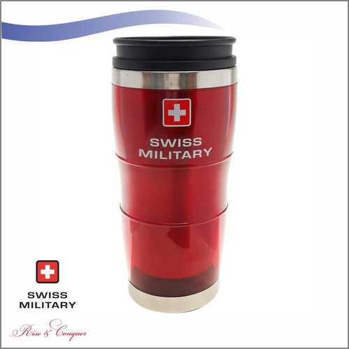 Swiss Military Vaccuum Travel Tumbler (MG3)