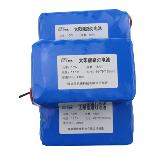 12V Lithium Battery Pack