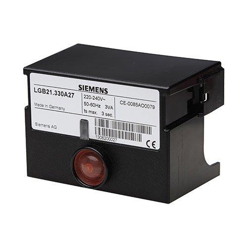 Siemens LGB21.... Control box