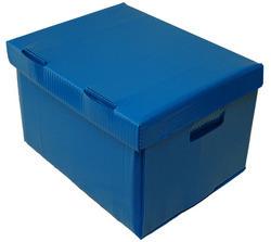 Polypropylene PP Flute Box
