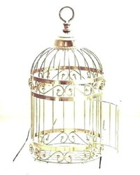Vintage Bird Cage old Fashioned Bird Cage Stand
