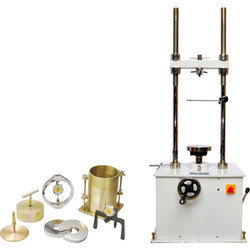 Motorised Laboratory California Bearing Ratio Apparatus