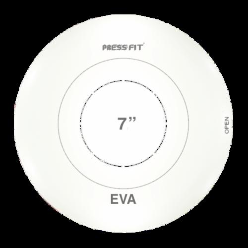 Press Fit Eva Plastic Round Cover Plates