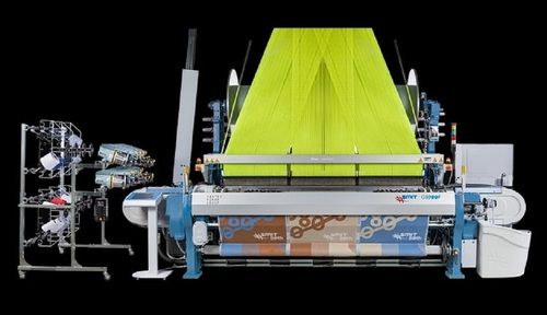 ALT High Speed Rapier loom with electronic jacquard