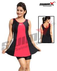 Ladies Sleevesless Swimming Costume