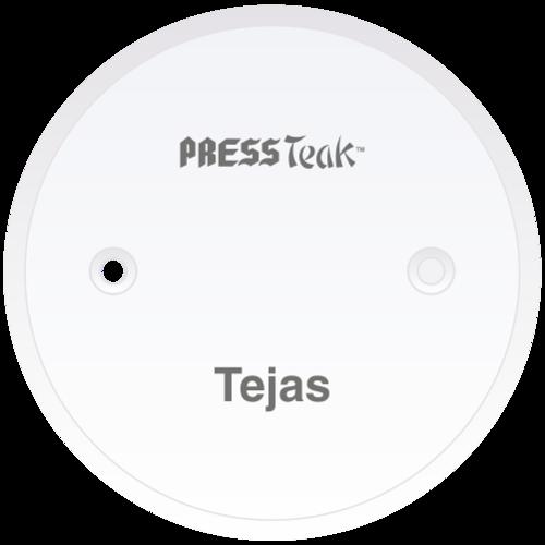 Press Fit Tejas Plastic Round Hole Plates