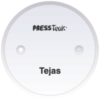 Press Fit Tejas Plastic Round Hole Plates