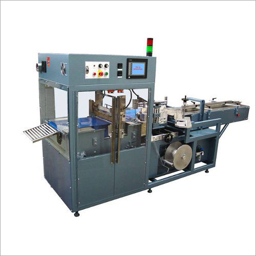 Side Sealer Shrink Wrap Machine