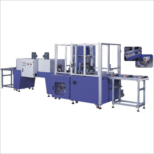 Fully Automatic Shrink Wrap Machine