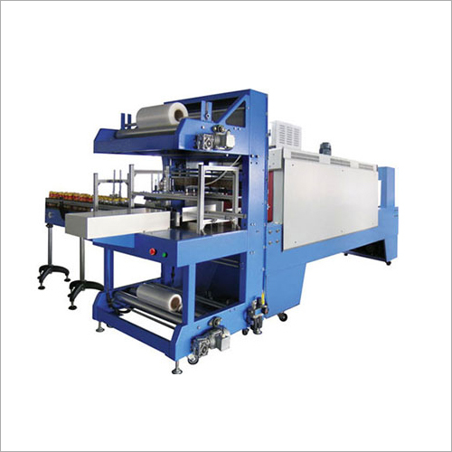 Stacking Shrink Wrap Machine