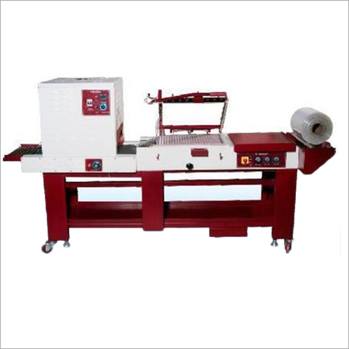 Semi Automatic Shrink Wrap Machine