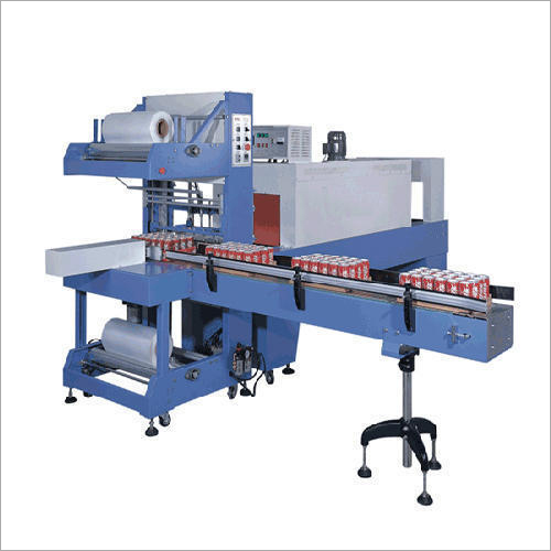 Water Bottle Wrapping Machine