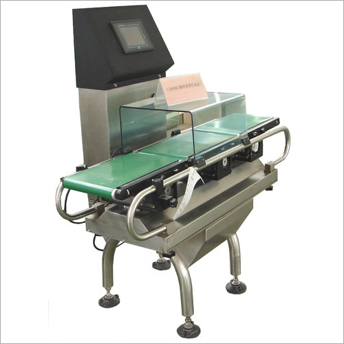Industrial Checkweigher Machine