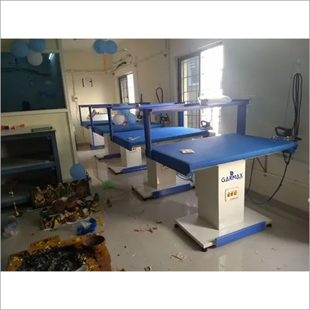 FLATWORK IRONING & CALENDER MACHINE