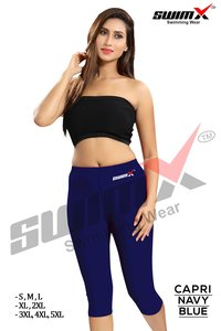 Ladies Swimming Capri