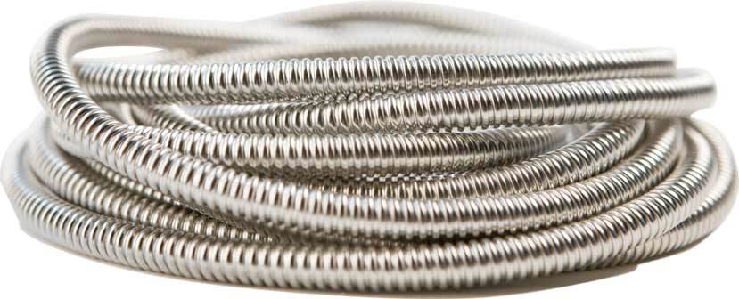 Stainless Steel Flexible Corrugated Pipe