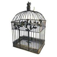 Hanging Metal Iron Birds Cage