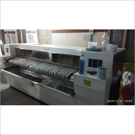 Bedsheet Ironing Machine