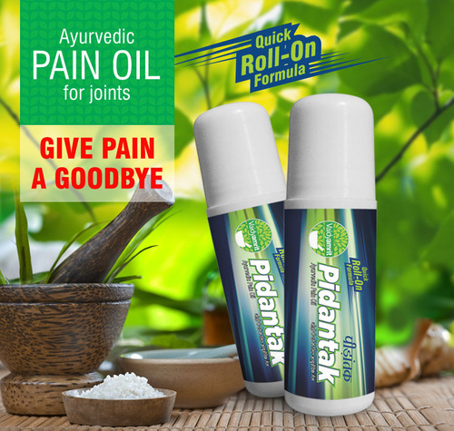 Pain Oil For Joints