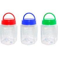 Plastic Jars in Barnala