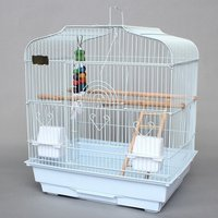 Super Larger Metal Iron Bird Cages Black & White