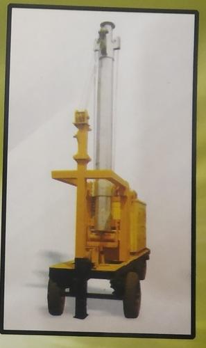 Trolley Mast