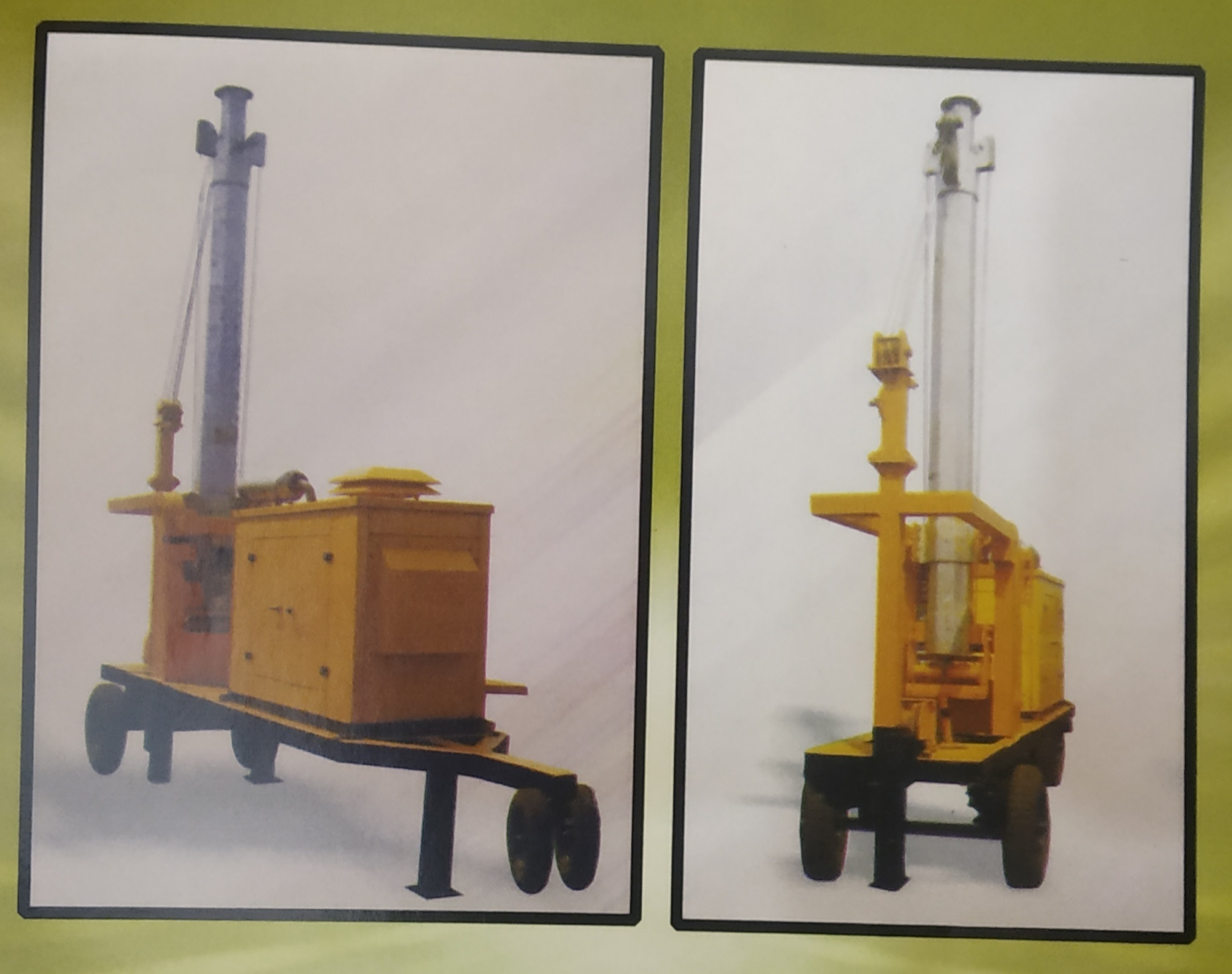 Trolley High Mast