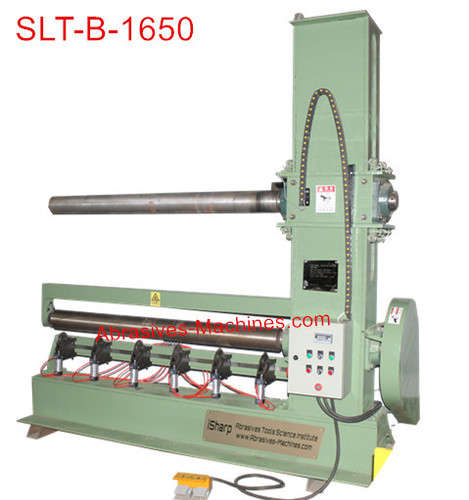 Abrasive Belt Cutting Machine