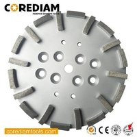 D250 High Performance Concrete/Floor Grinder Disc