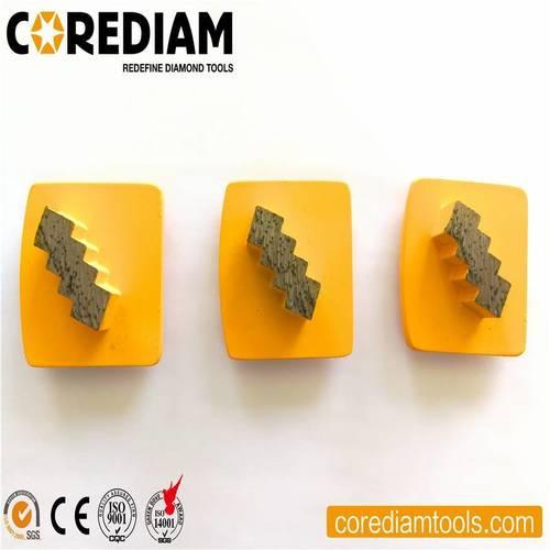 PCD Redi Lock Diamond Grinding Plate