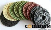 4Inch High Quality 100mm Diamond Stone Pads