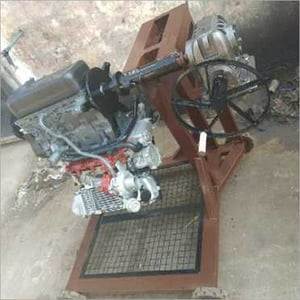 CRDI Diesel Engine diesel engine Disassembly & Assembly Swivel Stand school laboratory equipment