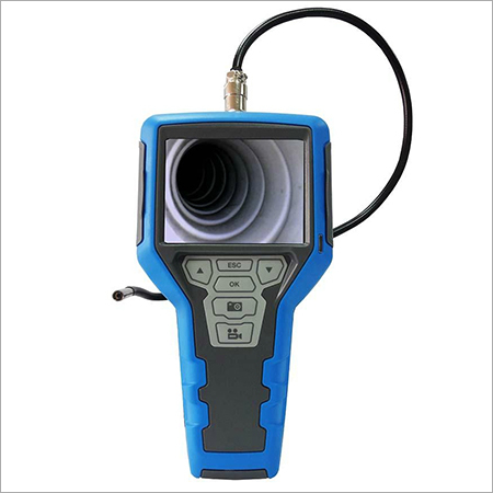 Monitor Type Inspection Borescope