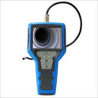 Monitor Type Inspection Borescope Endoscope