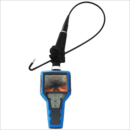 4 way Articulation Borescope Endoscope Camera