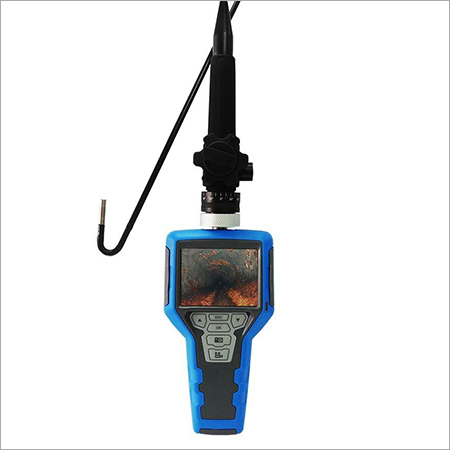 2 way Articulation Borescope Endoscope Inspection Camera
