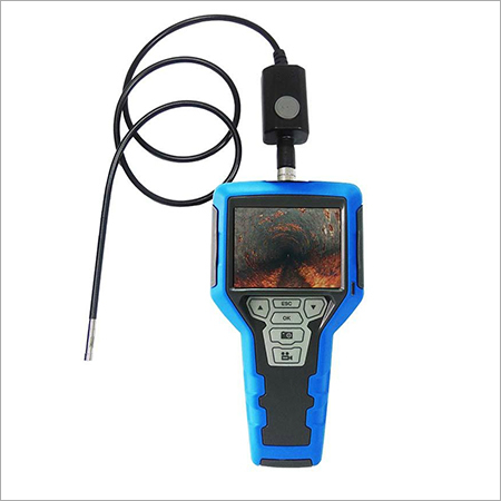 Dual Lens Borescope Endoscope Camera