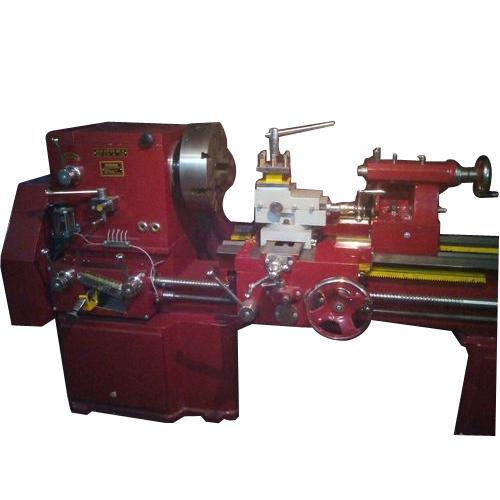 Semi Gear Head Lathe Machine