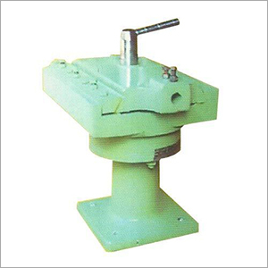 Slotting Milling Machine Attachment