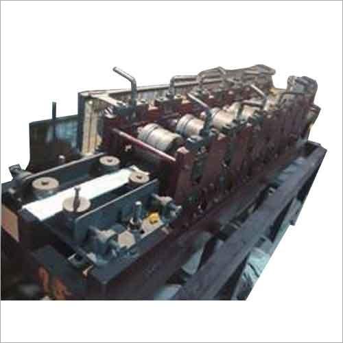 Industrial Rolling Shutter Machine