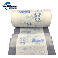 PE Film And Non Woven Backsheet for Lamination Backsheet for Baby Diaper Raw Material