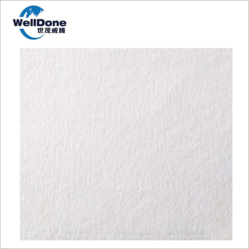 PET Plain Viscose Spunlace Non Woven Fabric for Wet Wipe